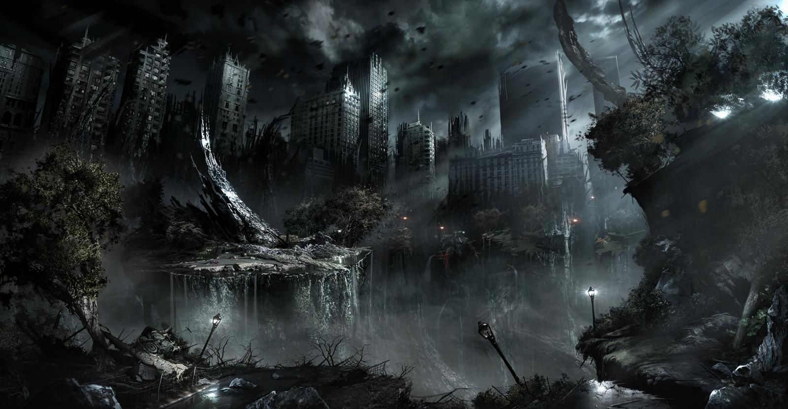 Post ApocalypticDystopian Wallpaper Dump As requested by 1600x831