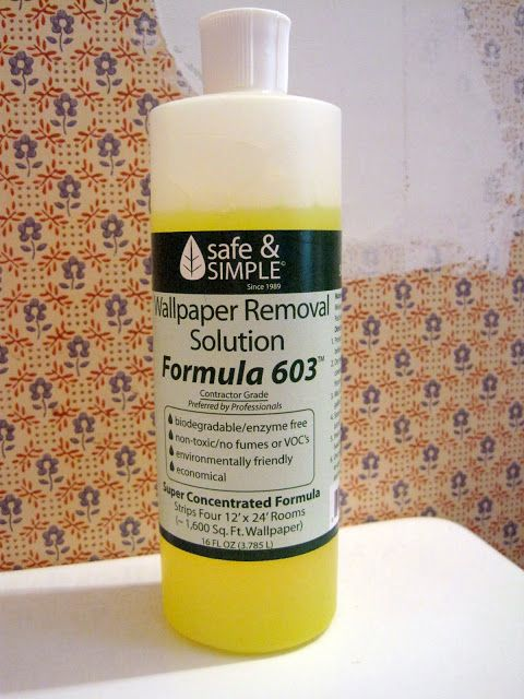 to Remove Wallpaper Step by Step   Safe Simple wallpaper removal 480x640