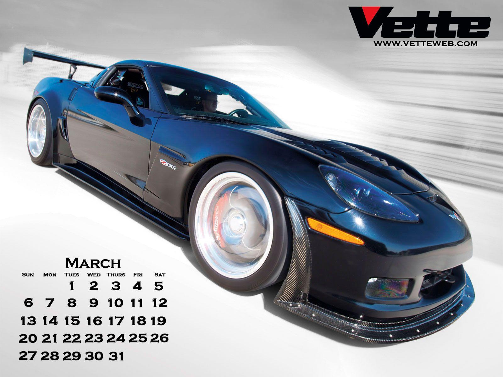 tt e Magazines Corvette Wallpapers 1600x1200