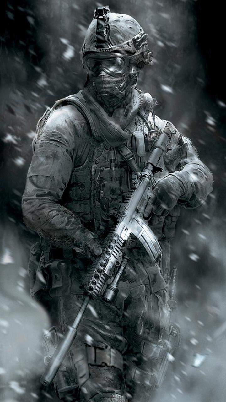 download Video GameCall Of Duty Modern Warfare 2 720x1280 720x1280