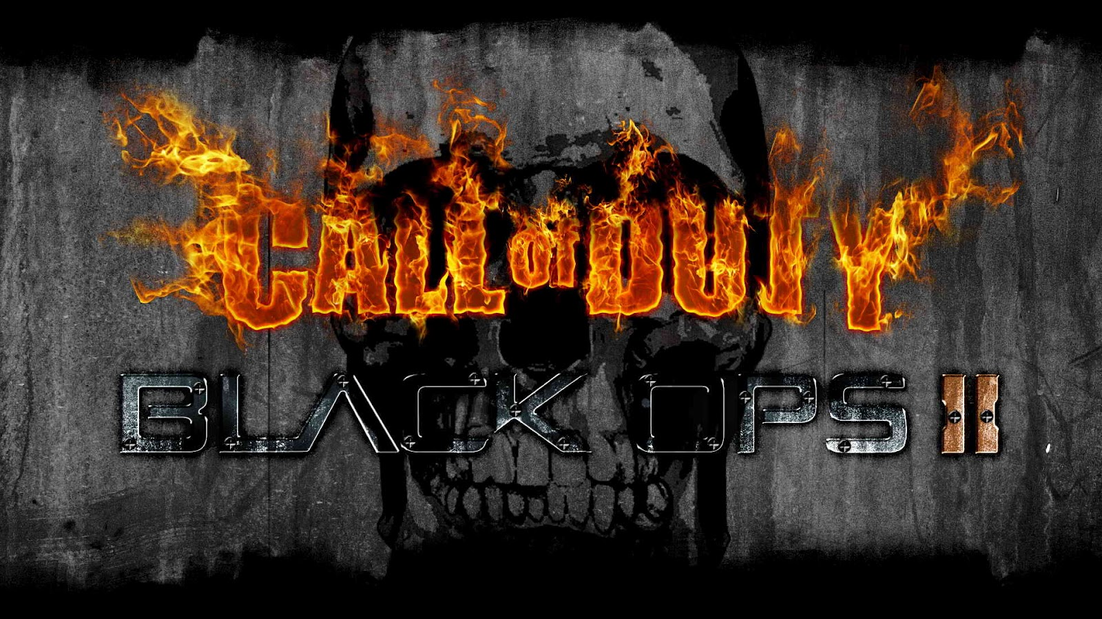 HD WALLPAPERS Call of Duty Black ops 2 HD Wallpapers 1600x900