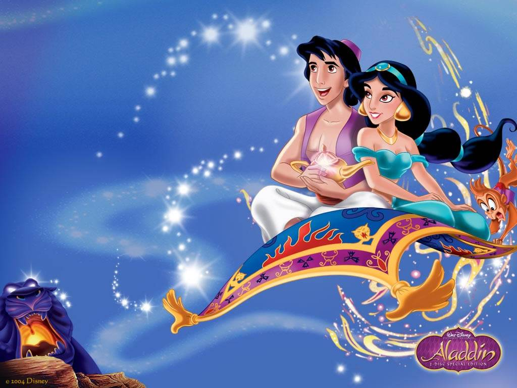 Aladin HD Wallpaper   Disney Wallpaper 1024x768