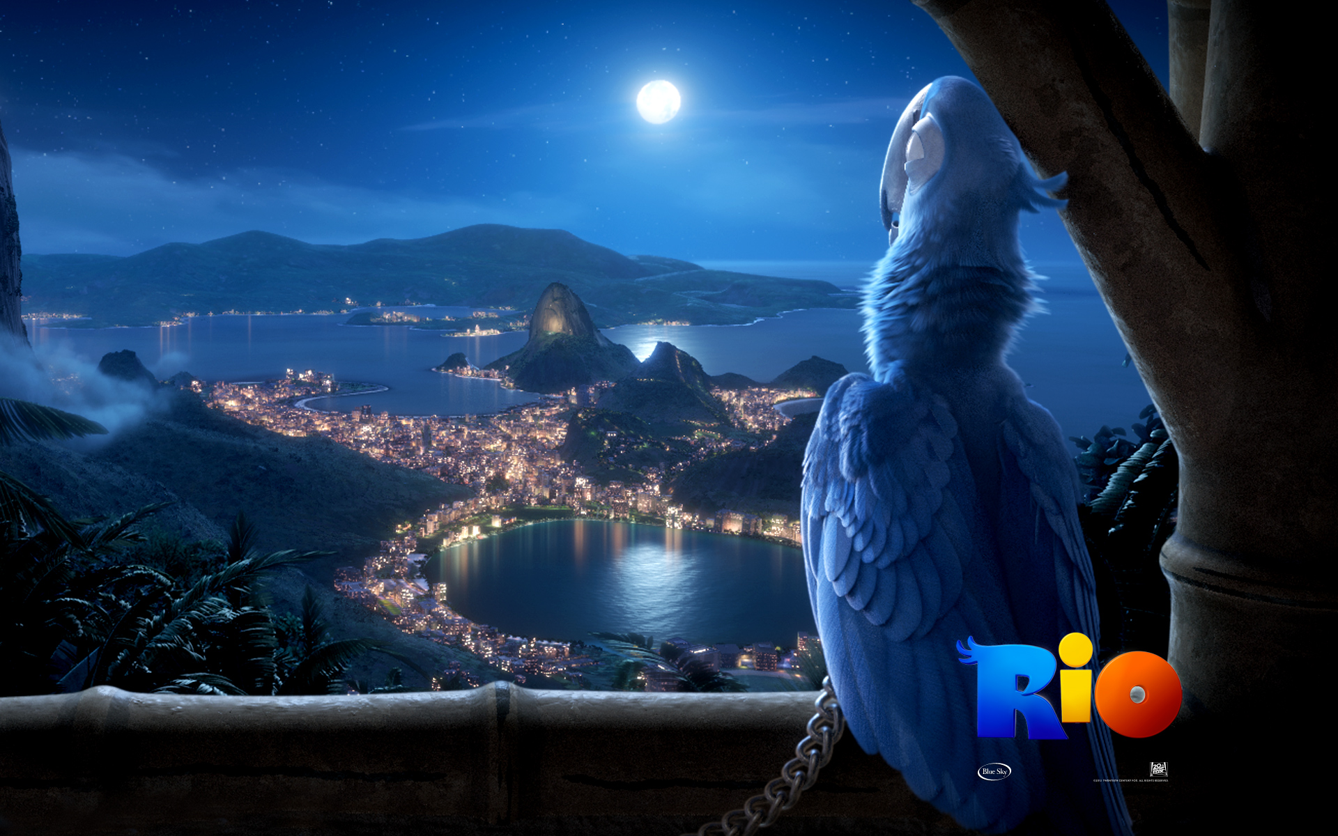 Rio Movie Wallpapers HD Wallpapers 1920x1200