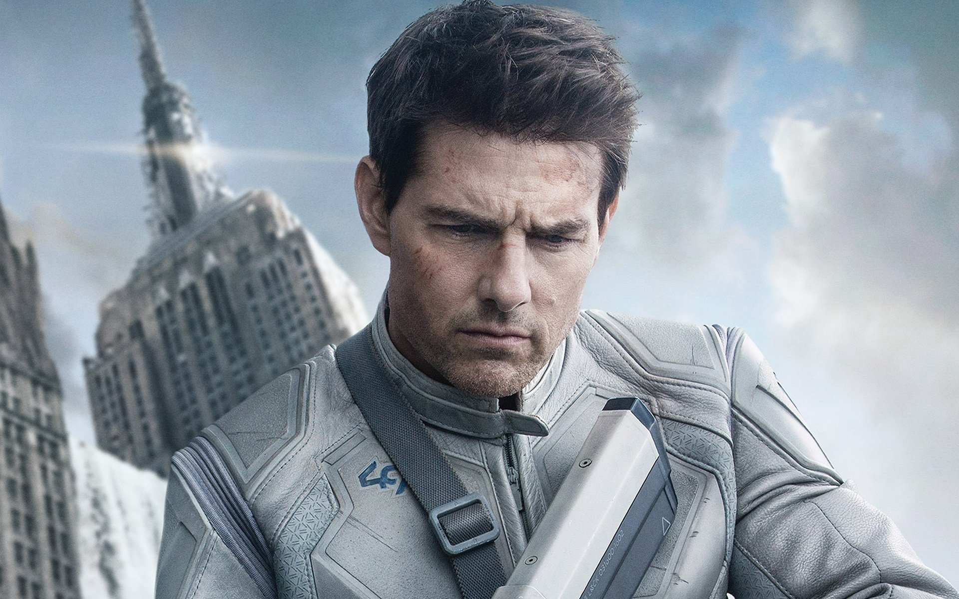 Wallpaper Tom Cruise in Oblivion 1920x1200 HD Picture Image 1920x1200