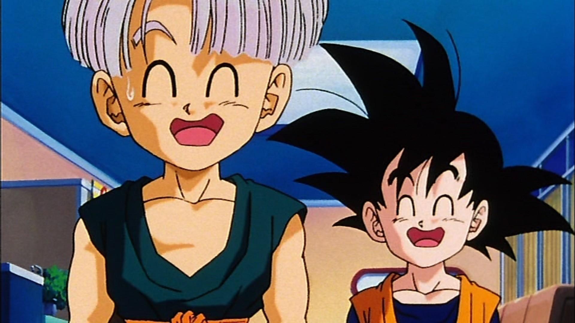 Future Goten And Trunks Dragon Ball Z T...