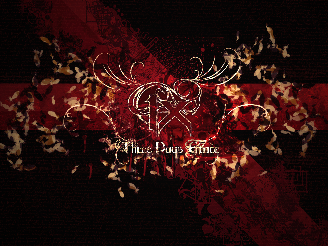 Three Days Grace Wallpaper by impola 1280x960
