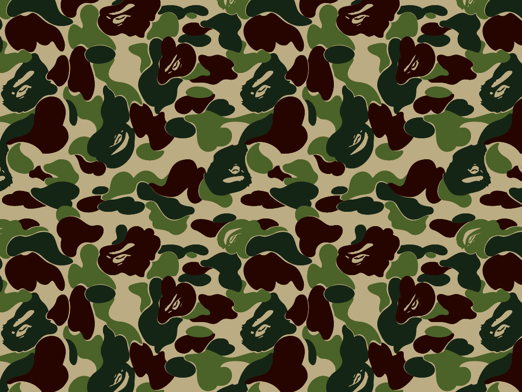 Fonds dcran A Bathing Ape tous les wallpapers A Bathing Ape 1024x768