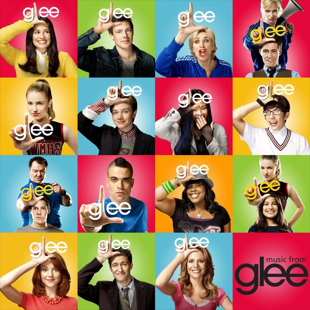 glee wallpaper   Glee Wallpaper 1000x1000