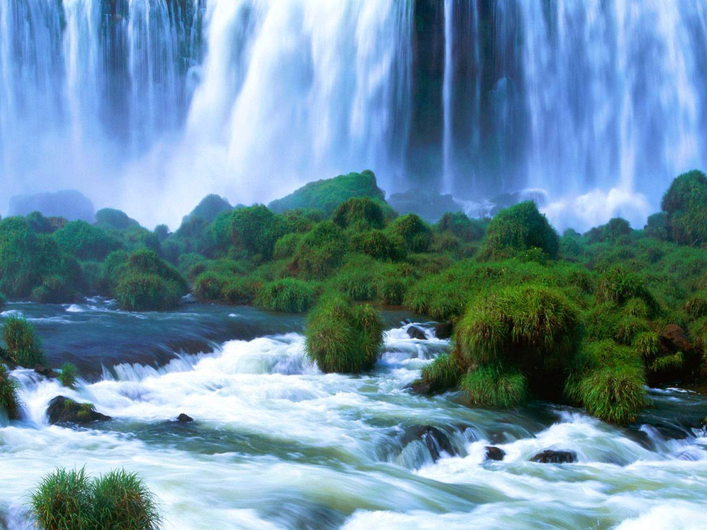 Free WALLPAPERS WATERFALL [ ] For Your