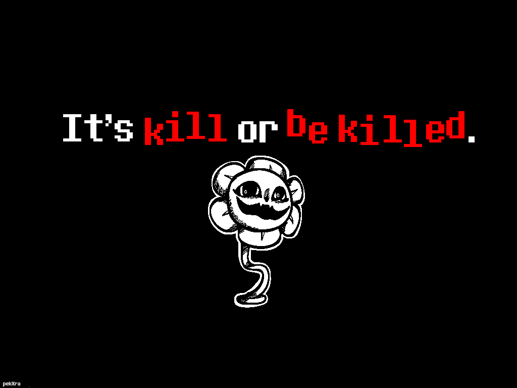 Its Kill or be Killed by Naokiiii 1024x768