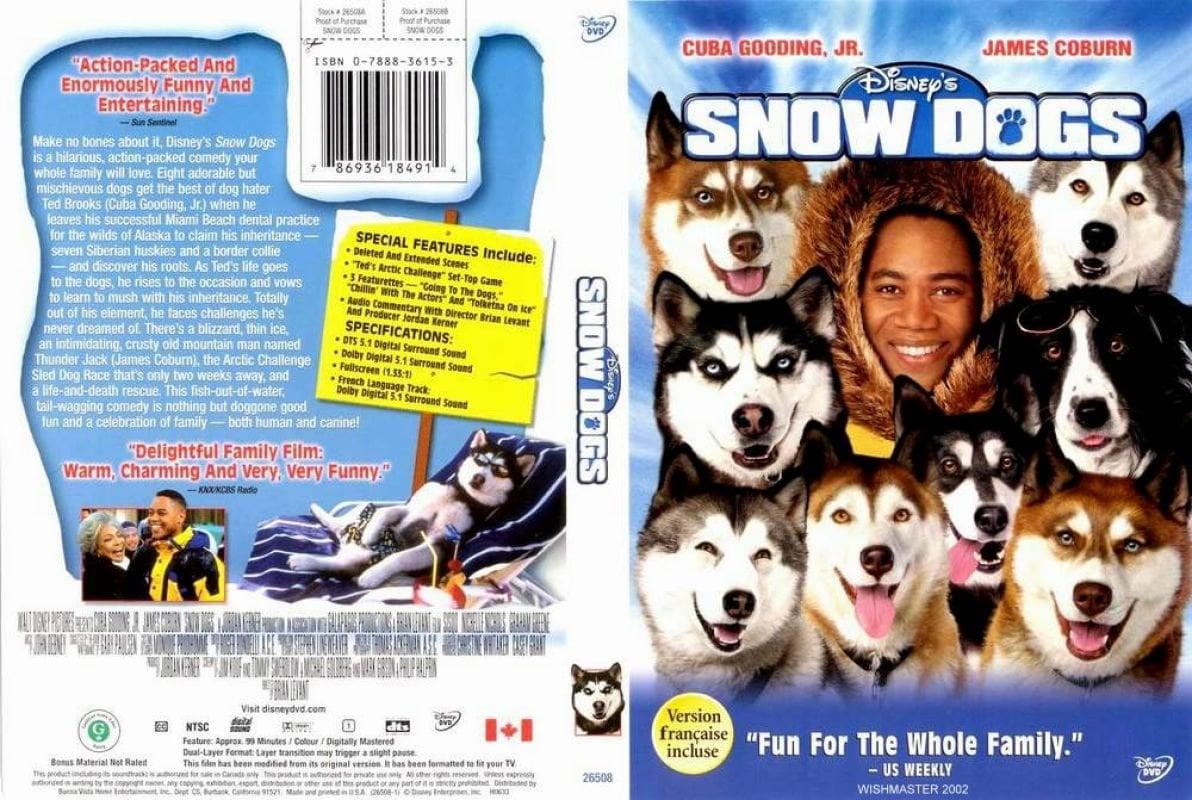 Snow Dogs | Disney Wiki | FANDOM powered by Wikia