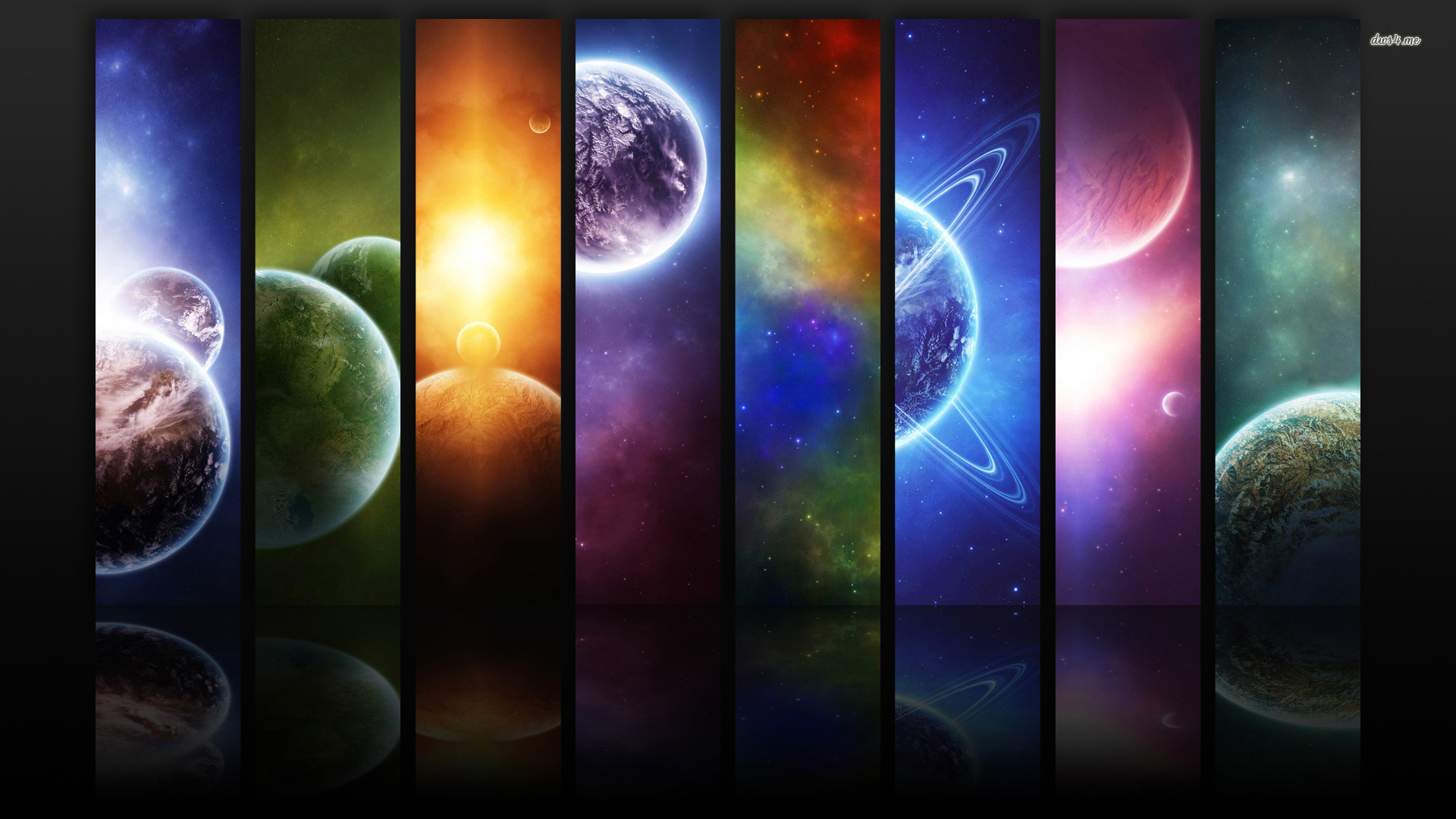 Free Download Solar System Hd Wallpaper Desktop Backgrounds