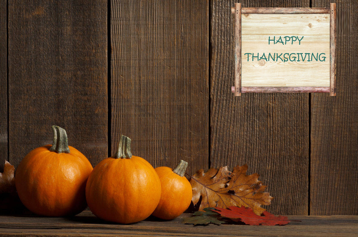 Hotel Reservation Thanksgiving Wallpaper Download 1207x799