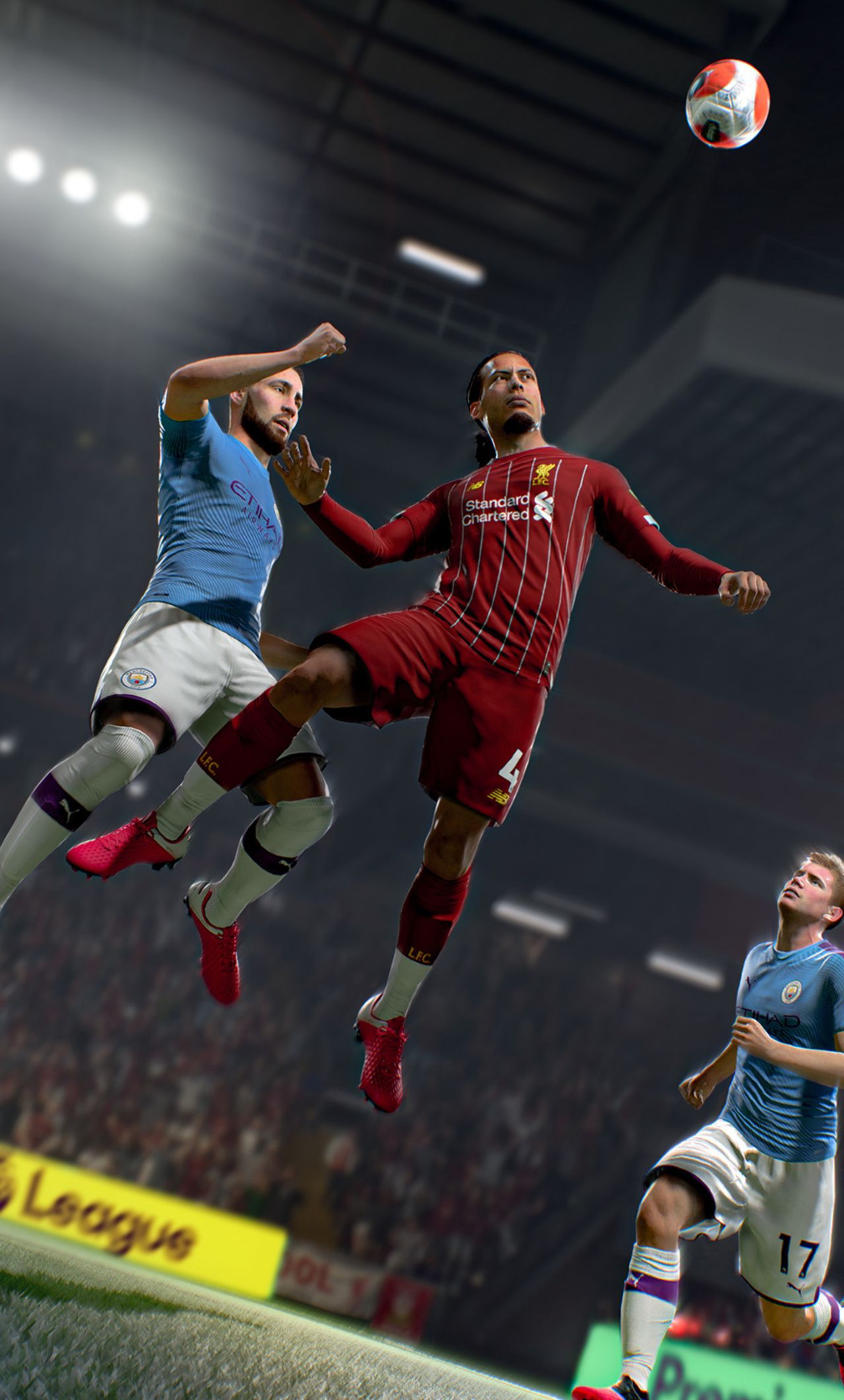 FIFA 21 Game Wallpapers 1280x2120