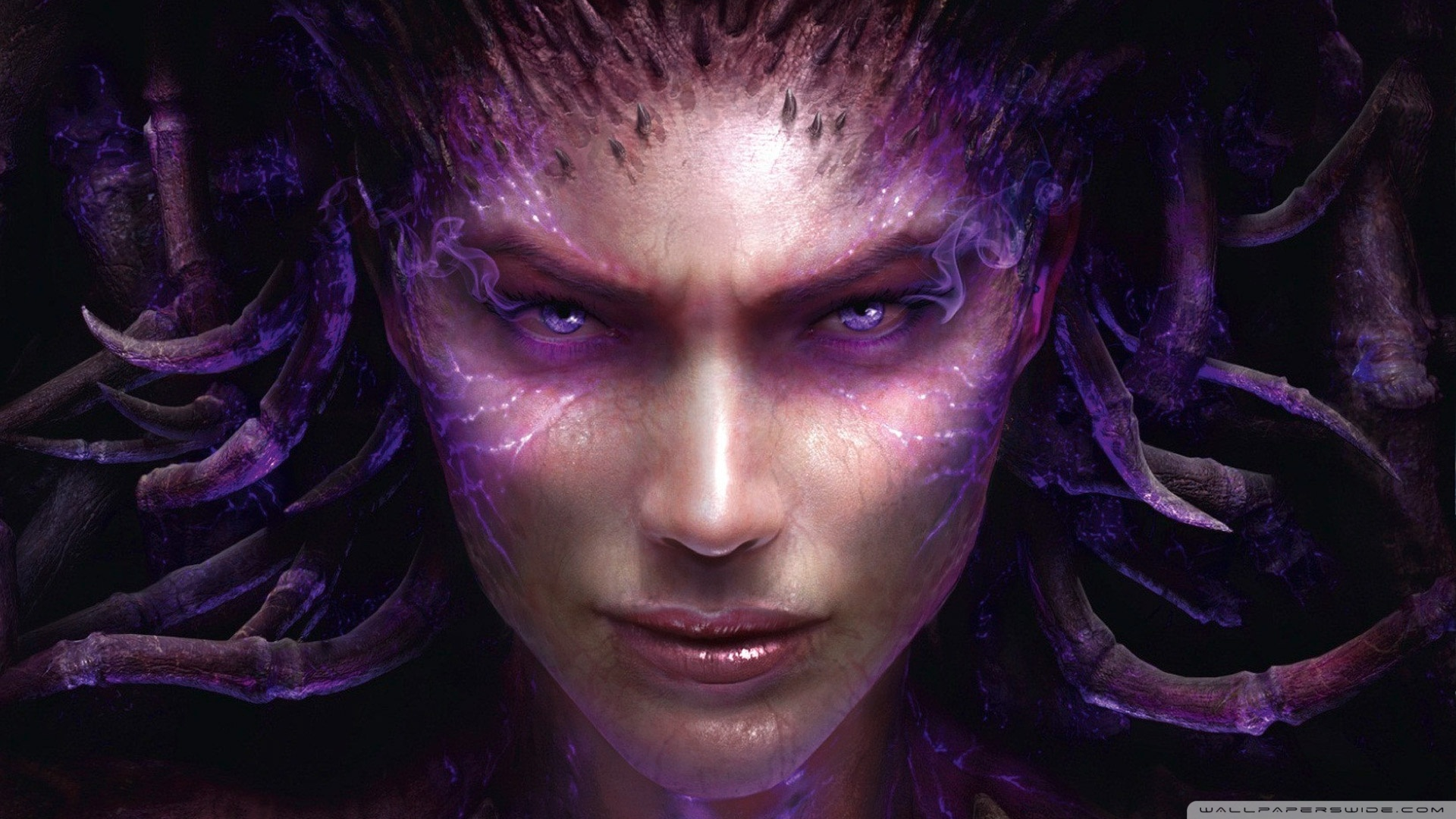 StarCraft II Heart of the Swarm HD Wallpapers and Background 1920x1080