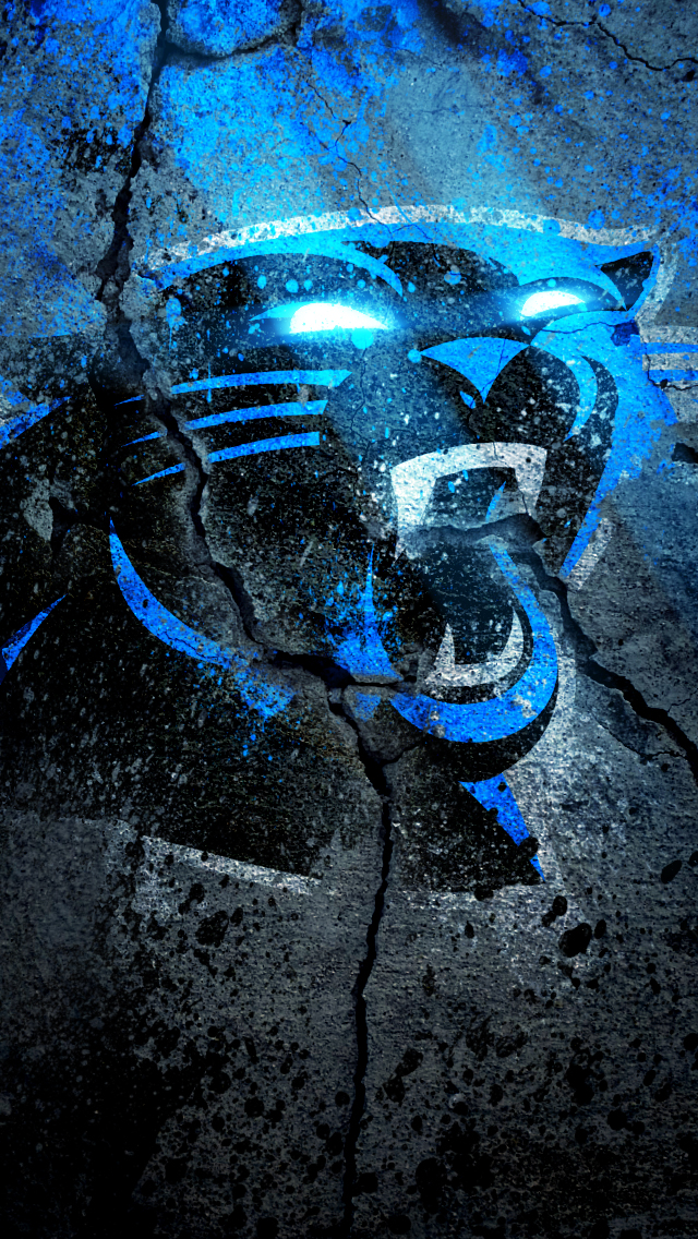one huge backgroundwallpaper thread   Page 2   Carolina Panthers 640x1136