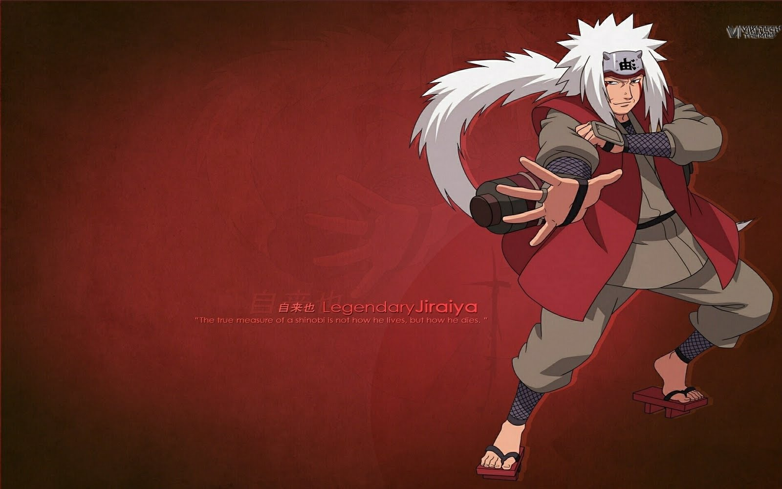 Image Result For Jiraiya Wallpaper Hd Wallpapersafari