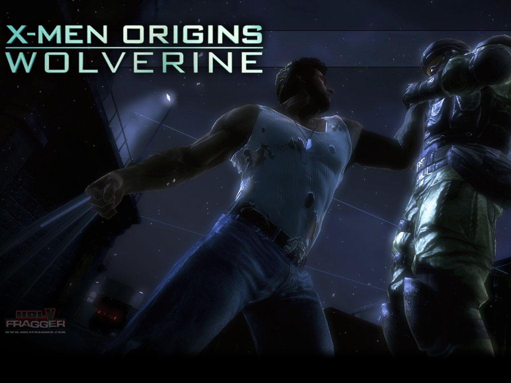 4 X Men Origins Wolverine Wallpapers Added 1024x768