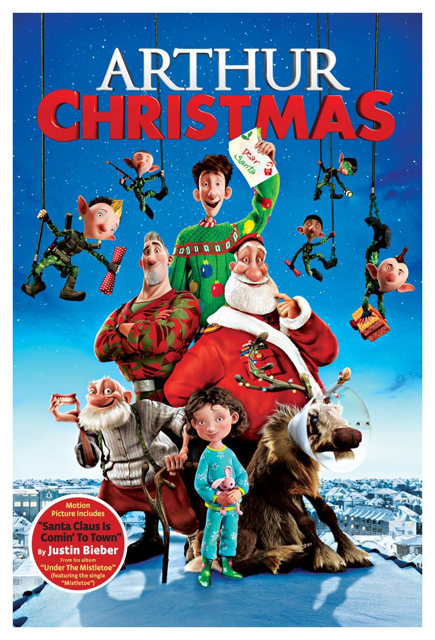 Arthur Christmas wallpapers Movie HQ Arthur Christmas pictures 850x1250
