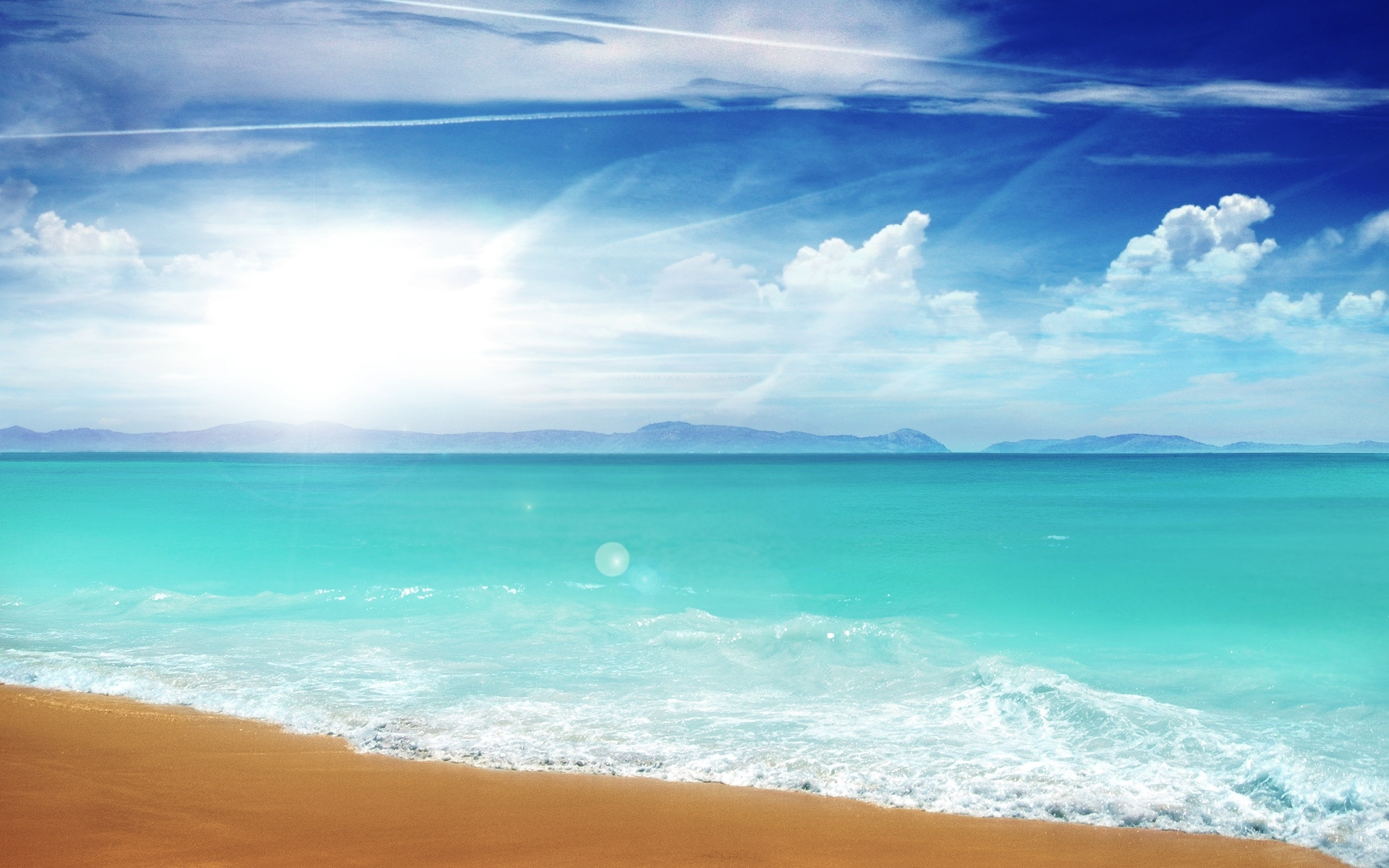 Background Nature Summer Summer Nature 5 Pages Beach 1920x1200