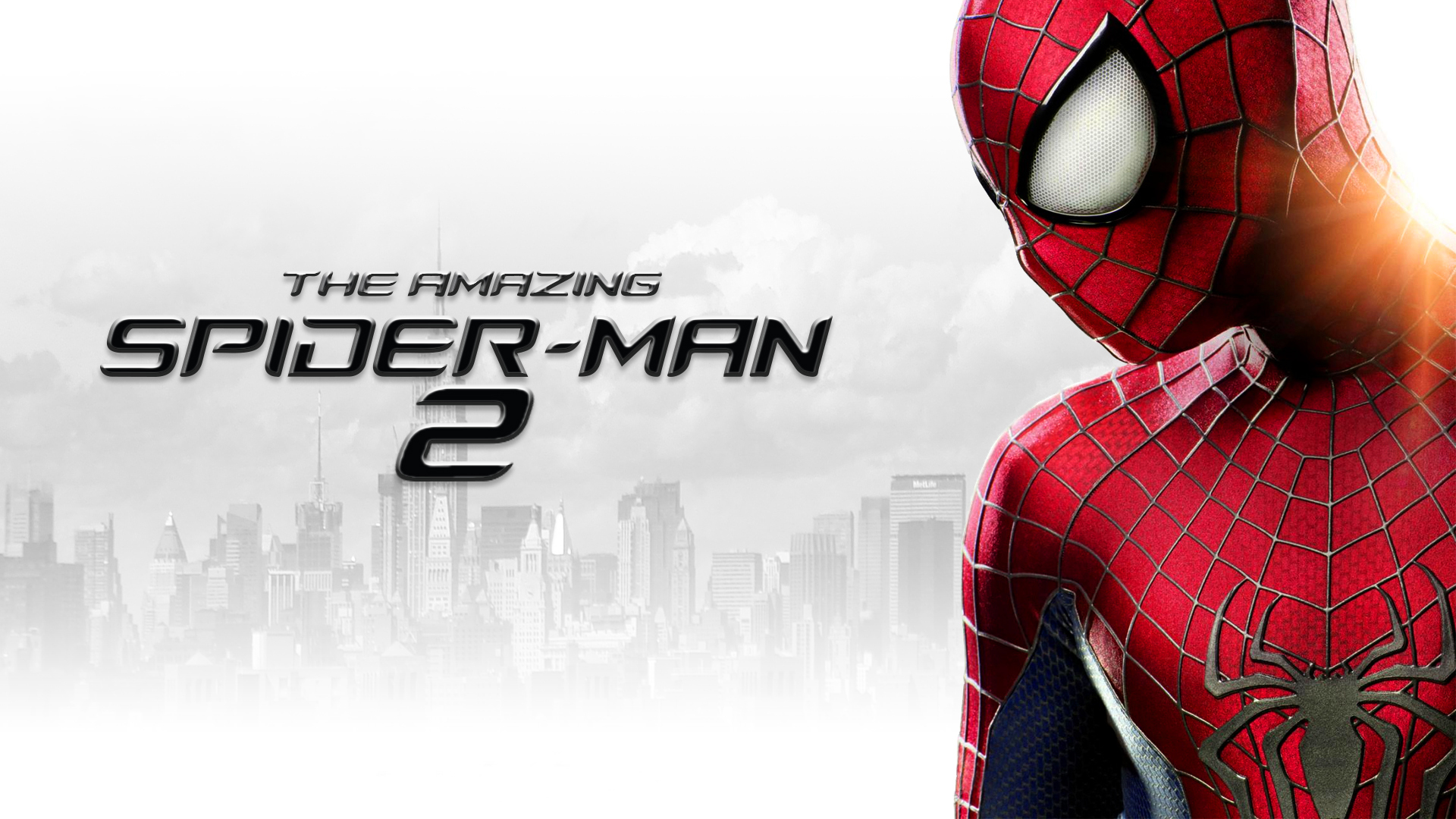 Spiderman Logo Wallpaper Hd 1080p The amazing spider man 2 2014 1920x1080