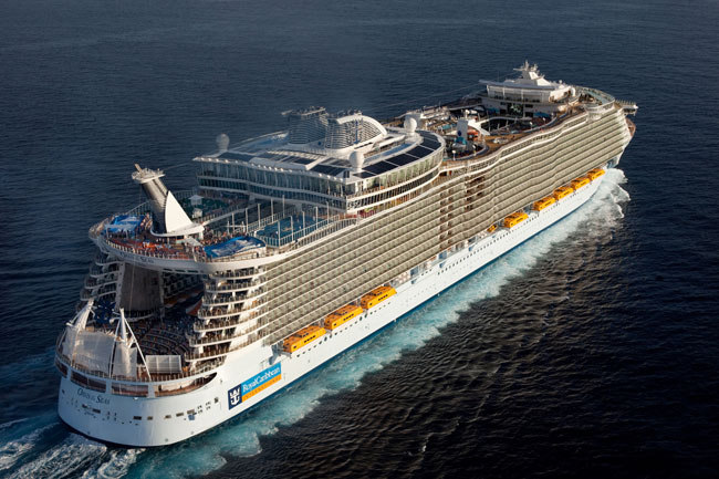 Royal Caribbean Oasis Of The Seas Desktop Backgrounds for HD 650x433