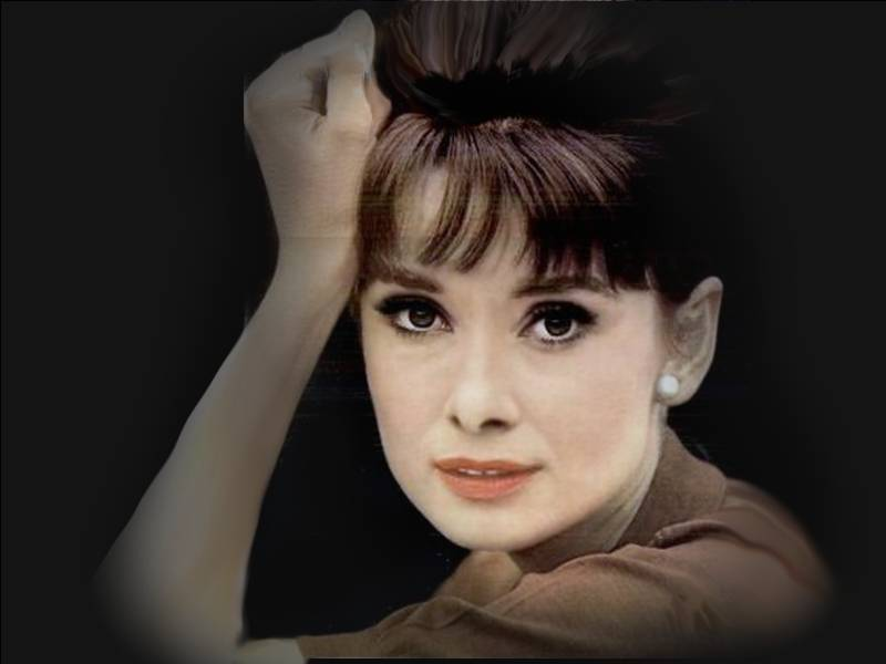 Audrey Wallpapers   Audrey Hepburn Wallpaper 12281330 800x600