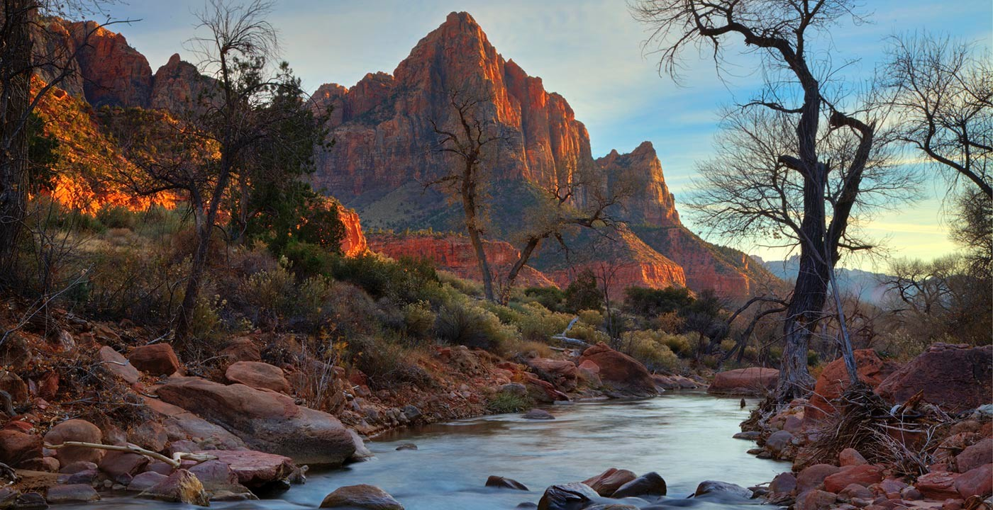 Zion National Park Wallpapers HD 7 1400x720