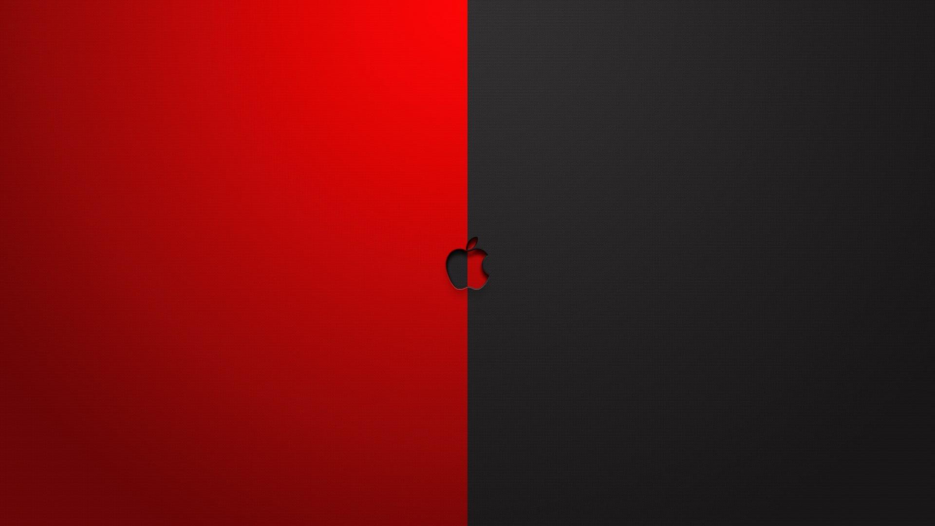 Black Red Wallpaper 1920x1080 Black Red Apples 1920x1080