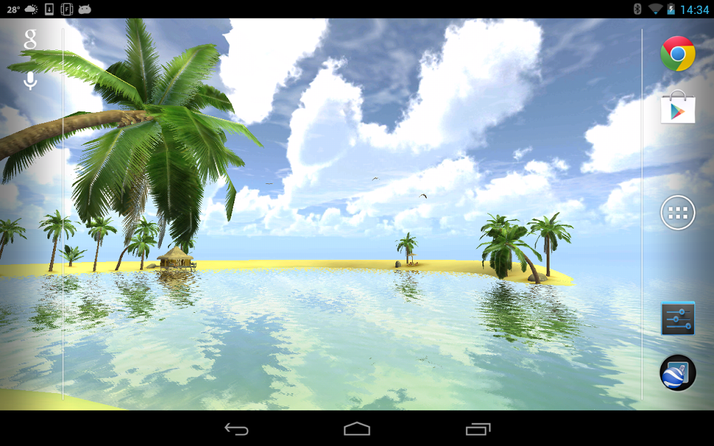 50 Best Apps for Live Weather Wallpaper
