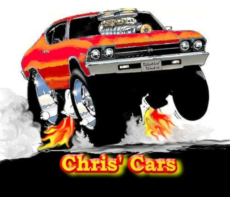Muscle Car Cartoons Wallpapers  WallpaperSafari