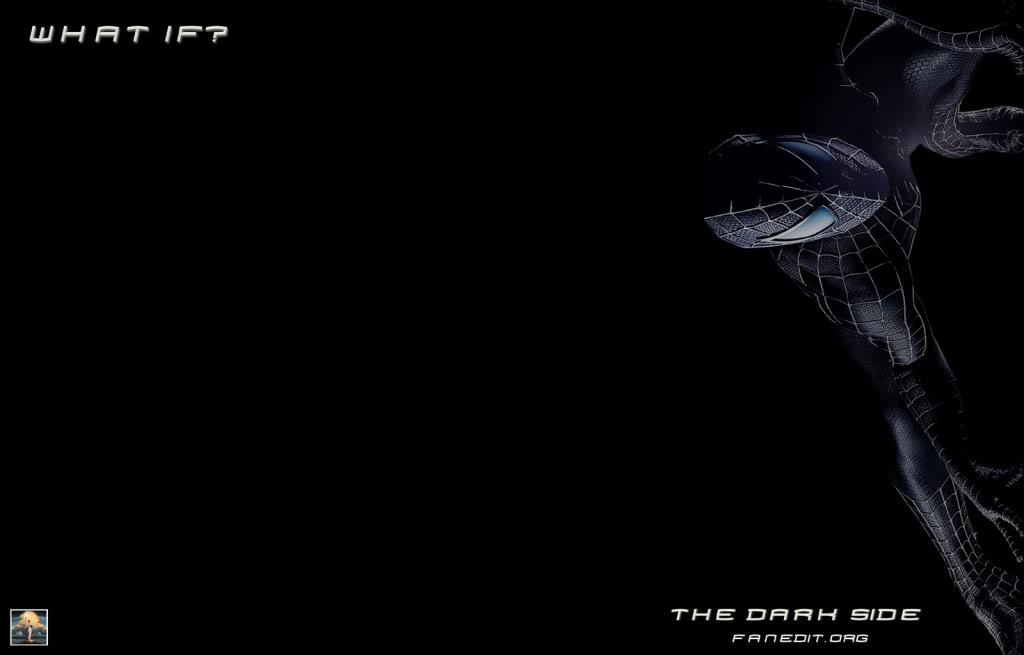 The Dark Side Wallpaper SpiderMan The Dark Side Desktop Background 1024x655