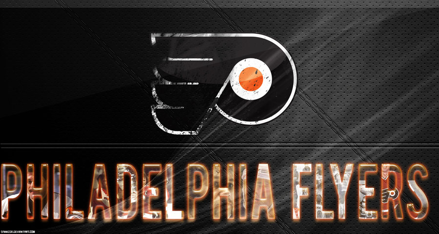 Philadelphia Flyers Wallpaper by Sammzor 900x480