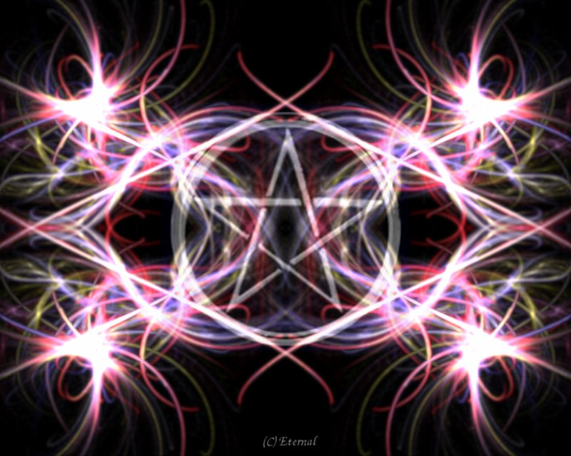 Pentacle Wallpaper Abstract pentacle by eternal 800x640