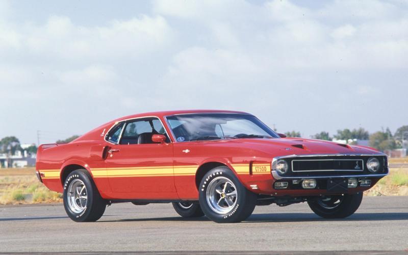HD 69 Shelby Gt500 Mustang Wallpaper Download   133778 800x500