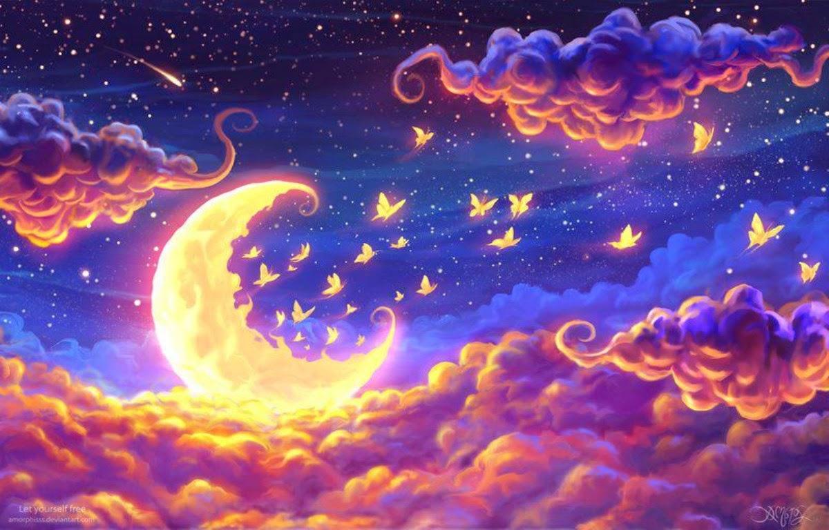 Glowing Fairy and Pixie Wallpaper - WallpaperSafari
