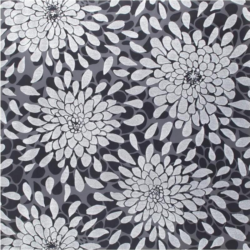 Wallpaper Retro Vintage Toss The Bouquet Glitter Wallpaper 800x800