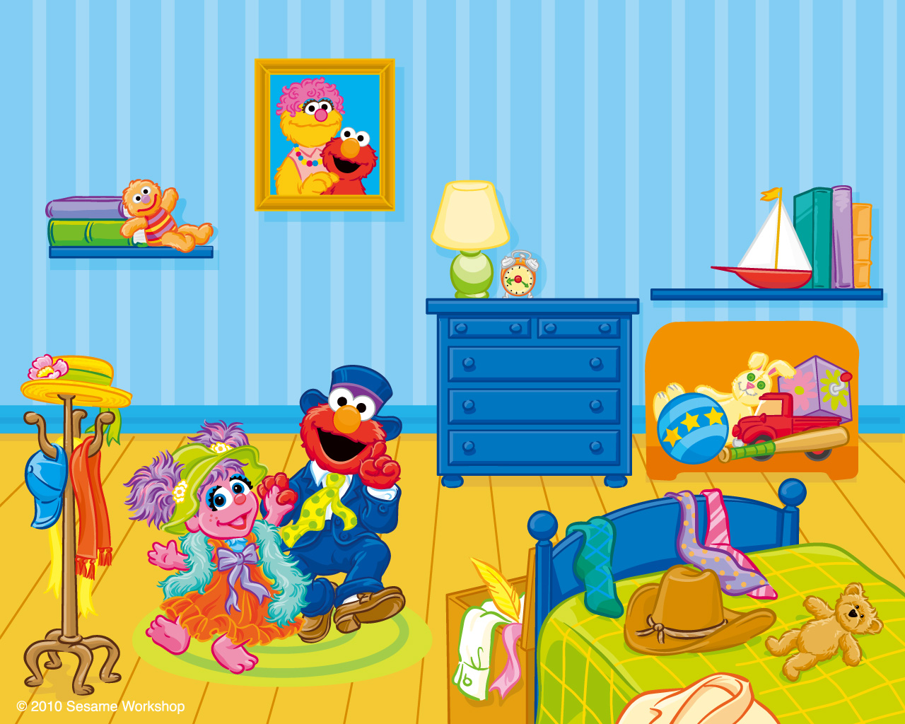 Free Download 1280x1024 For Your Desktop Mobile Tablet Explore 49 Sesame Street Fun Wallpaper Elmo Wallpaper Sesame Street Wallpaper Border