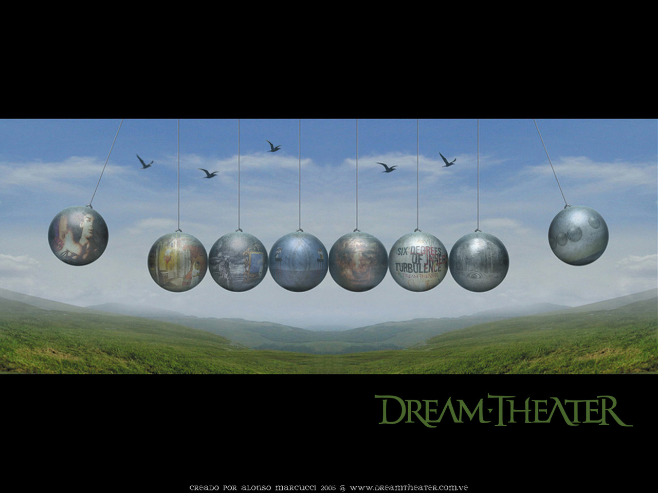 Dream Theater Wallpaper 1280x960 Dream Theater Octavarium 1280x960