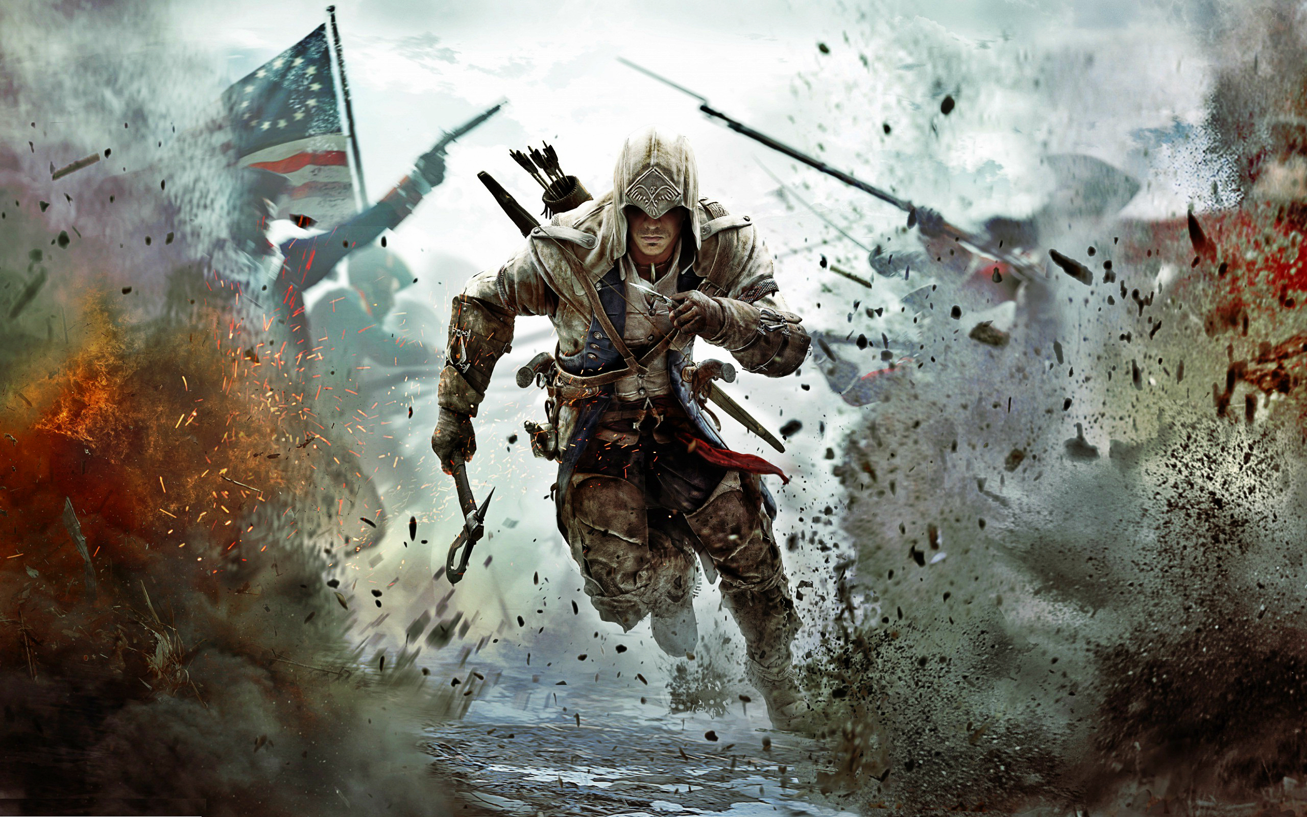 Assassins creed wallpaper 2560x1600