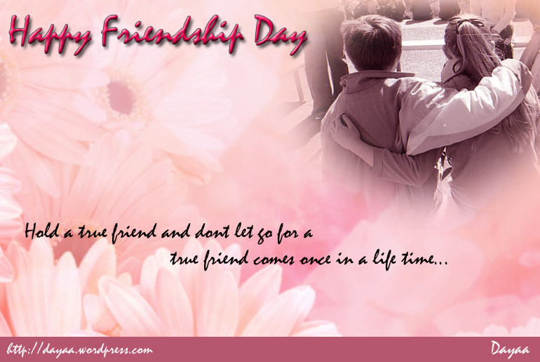 Friendship Wallpapers Greeting Cards Pictures Quotes Facebook Fb 770x516