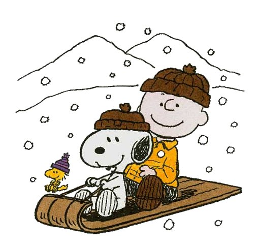 Graphics Pics Gifs Photographs Peanuts Snoopy winter pictures 506x484