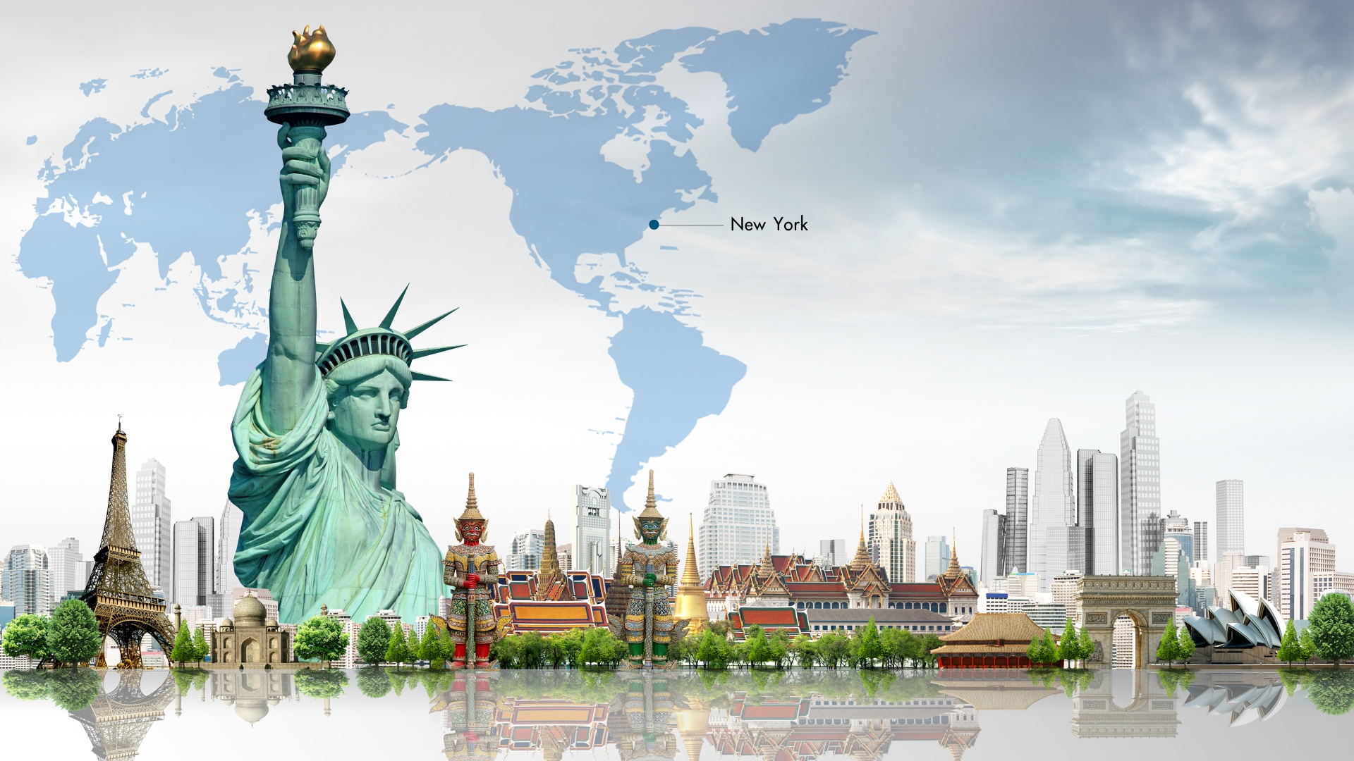 Free Download Statue Of Liberty Wallpaper Widescreen Statue Of