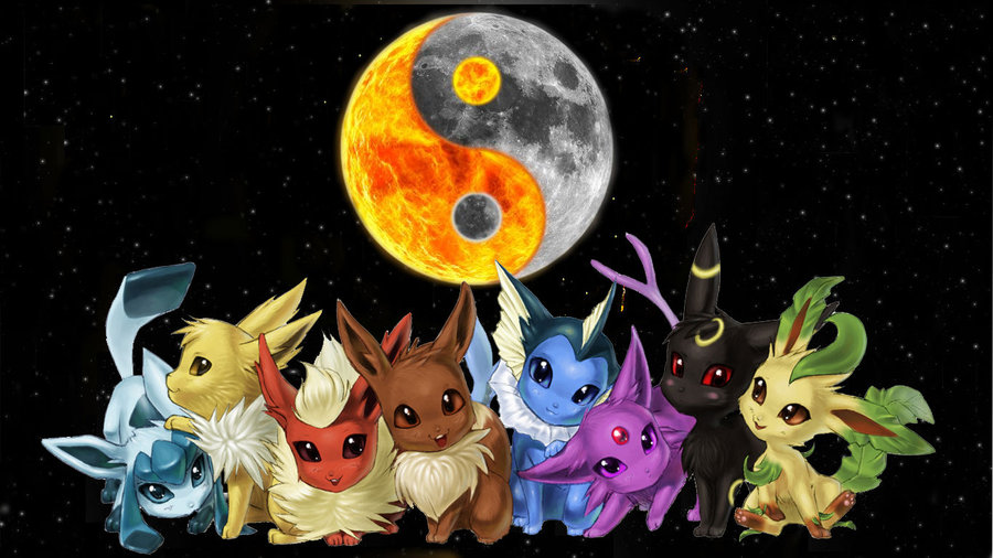 eeveelutions wallpaper - photo #21