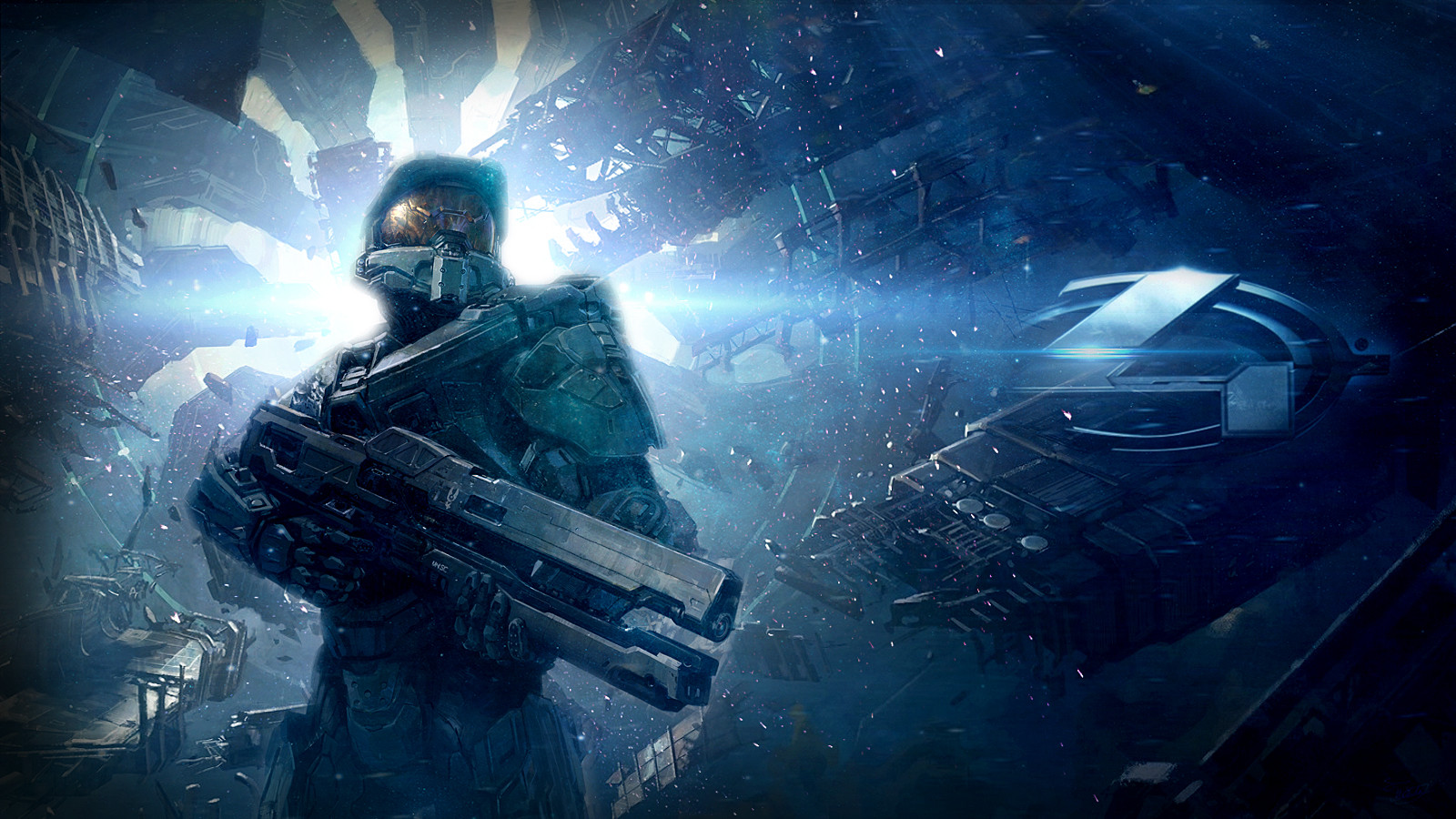 Collection of Amazing Halo 4 Wallpapers   XboxAchievementscom 1600x900
