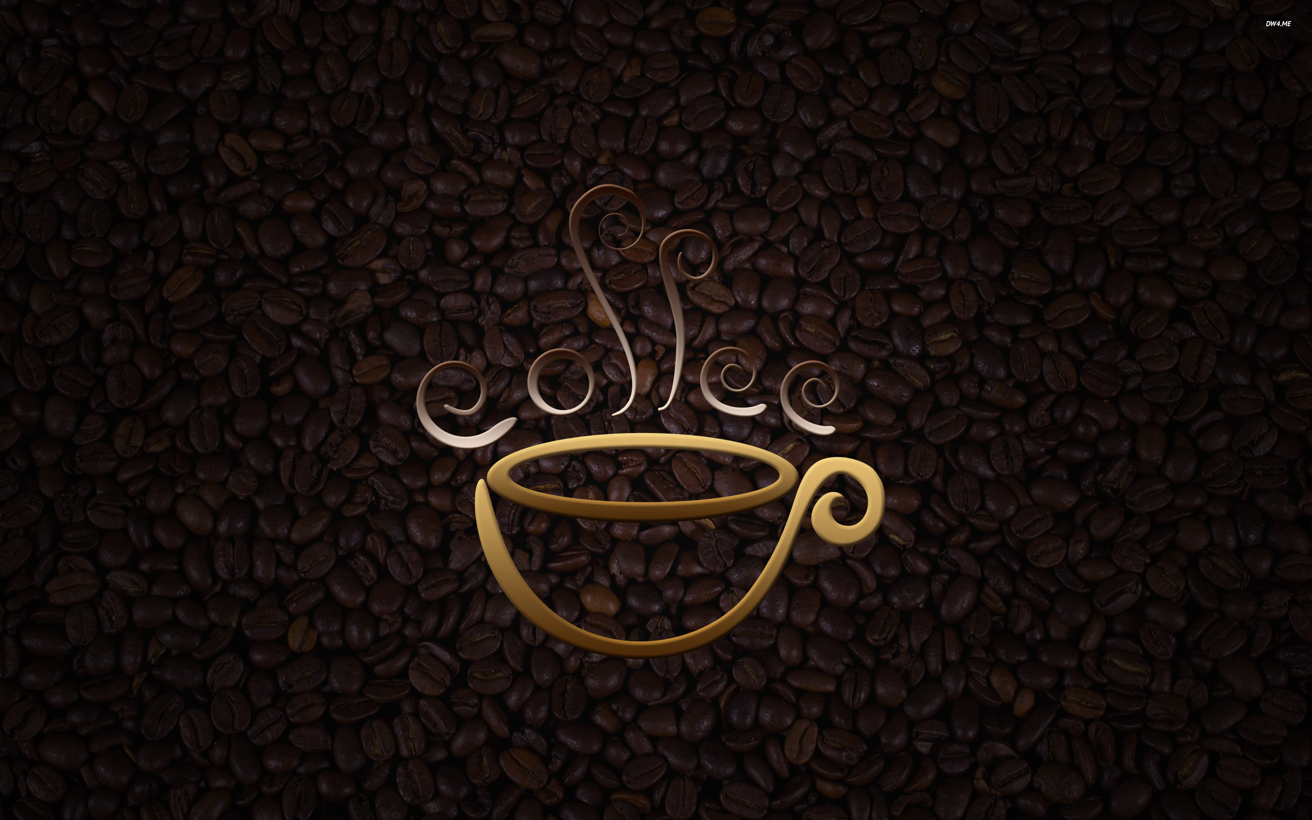 Coffee wallpaper - Digital Art wallpapers - #675