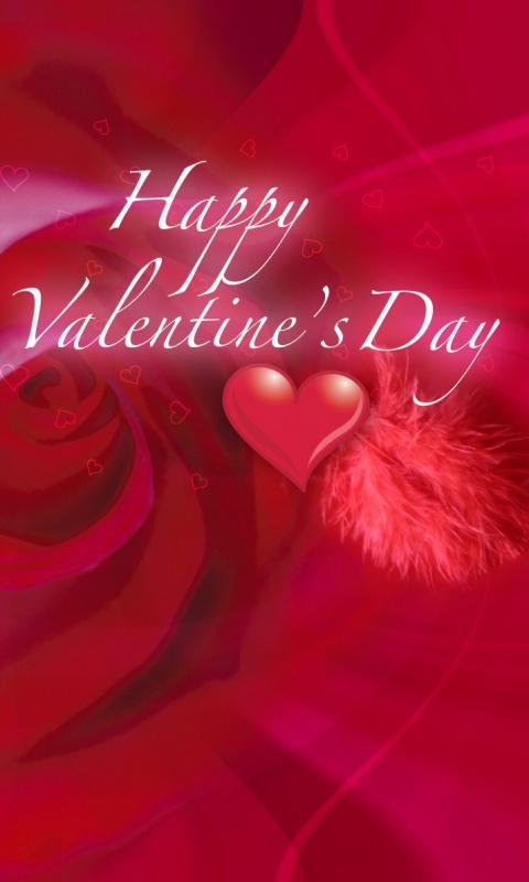 httpwwwumnetcomfree screensaver87822 valentines day 2 480x800 480x800