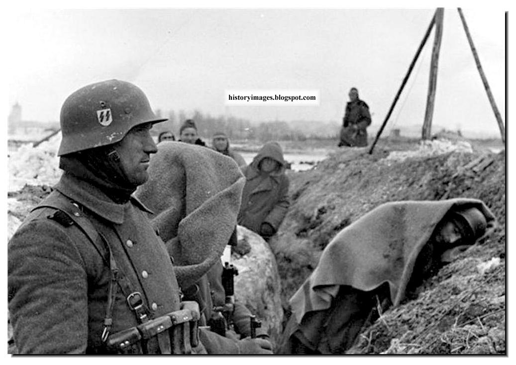 HISTORY IN PICTURES RARE UNSEEN PICTURES BE THERE WAFFEN SS IN 1037x735