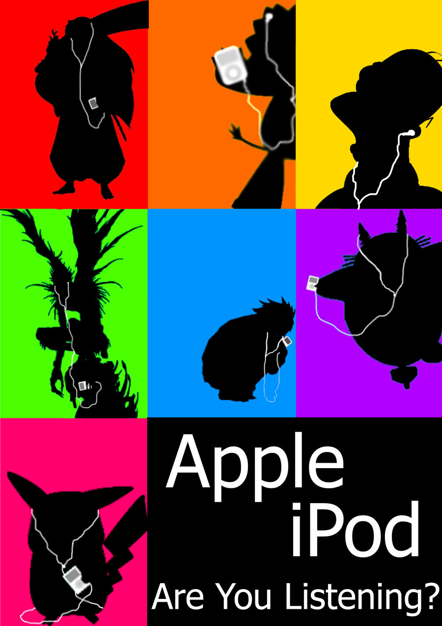 Apple iPod wallpaper by smileys 4 eva 900x1273
