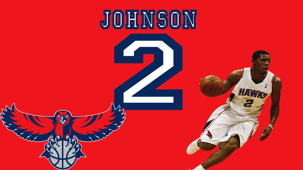 Atlanta HawksJoe Johnson by DevilDog360 on deviantART 1024x576
